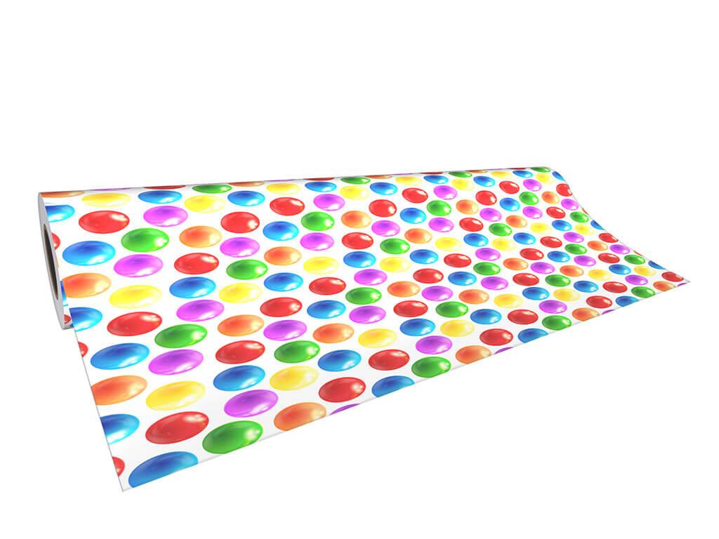 Autocolant-decorativ-model-bile-colorate-2-5601