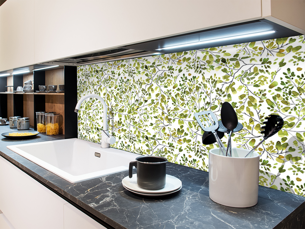 Autocolant-perete-model-plante-lime-4-2241