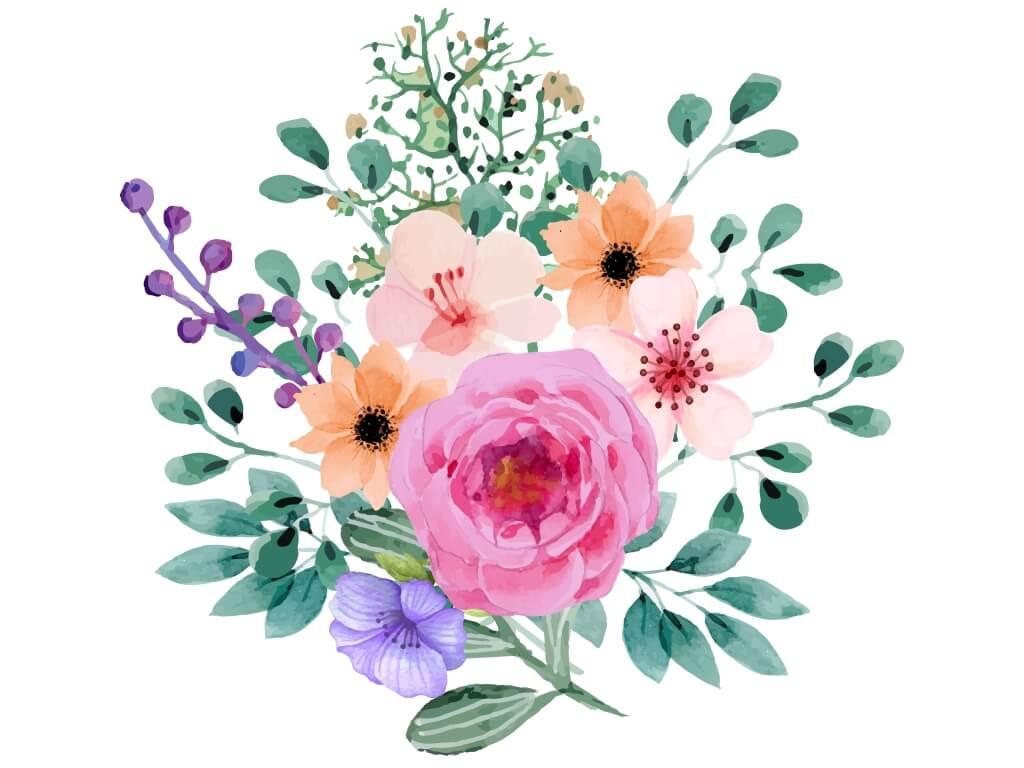 Sticker-de-perete-model-floral-watercolor-flow01-8348