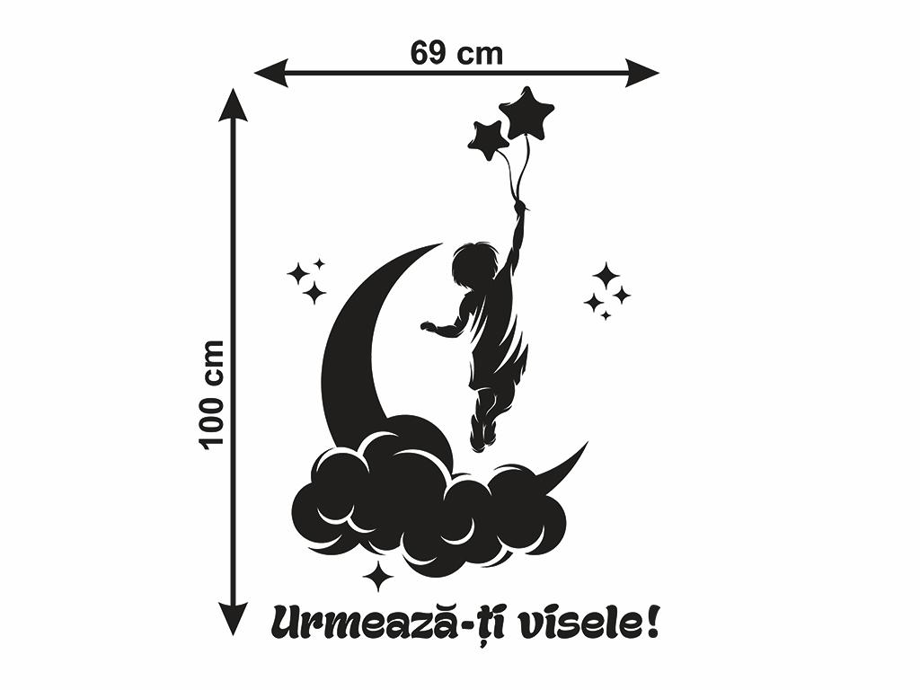 Sticker-perete-model-copil-urmeaza-ti-visele-5-2444