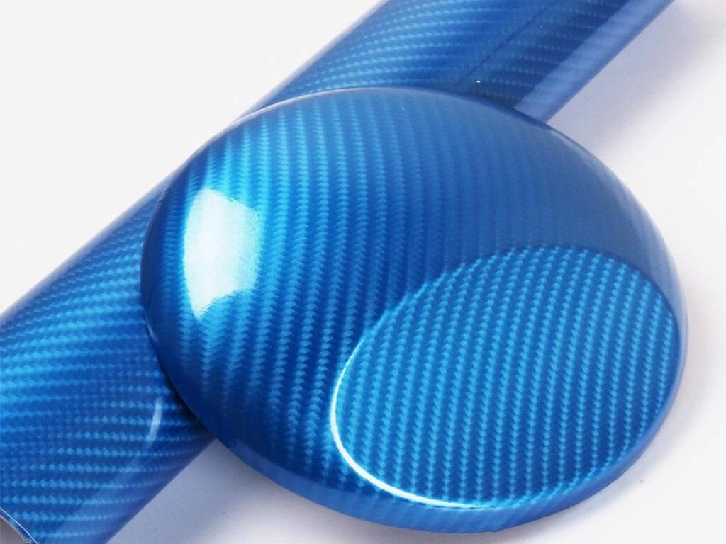 autocolant-carbon-5d-albastru-1081