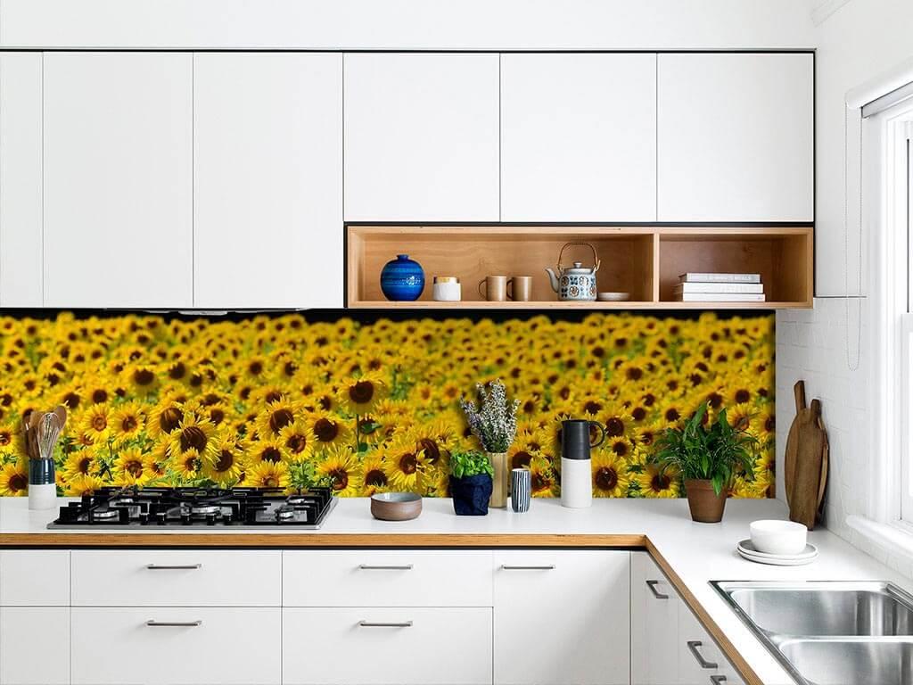 autocolant-decorativ-floarea-soarelui-6479