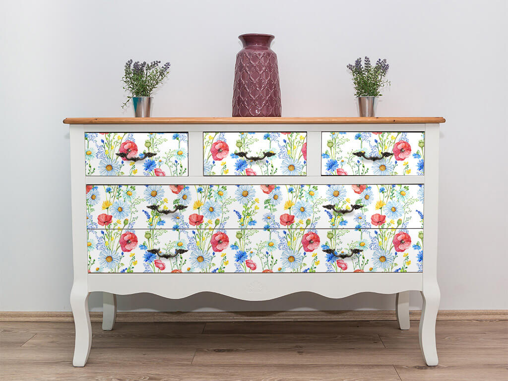 autocolant-decorativ-mobila-model-floral-alb-2-1033