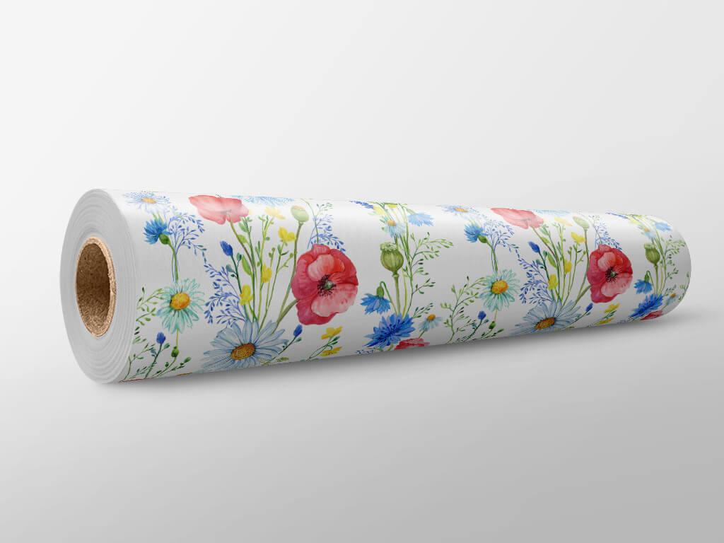 autocolant-decorativ-mobila-model-floral-alb-4-4299