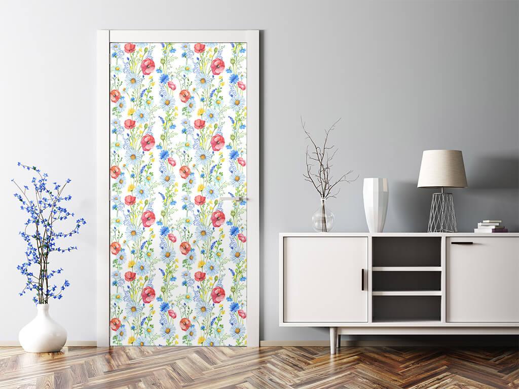 autocolant-decorativ-mobila-model-floral-alb-6-9551