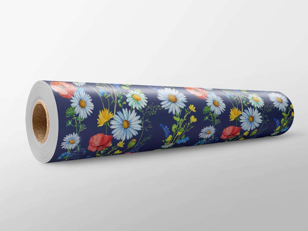 autocolant-decorativ-mobila-model-floral-albastru-4-7262