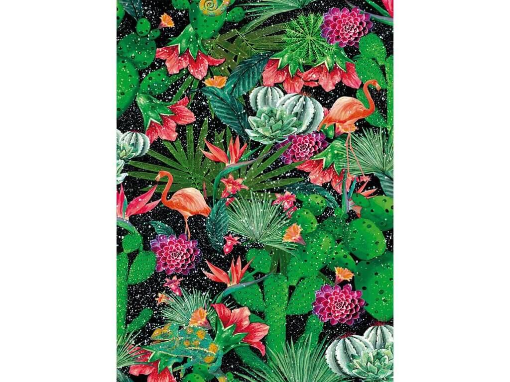 autocolant-decorativ-verde-exotic-cintia-3355