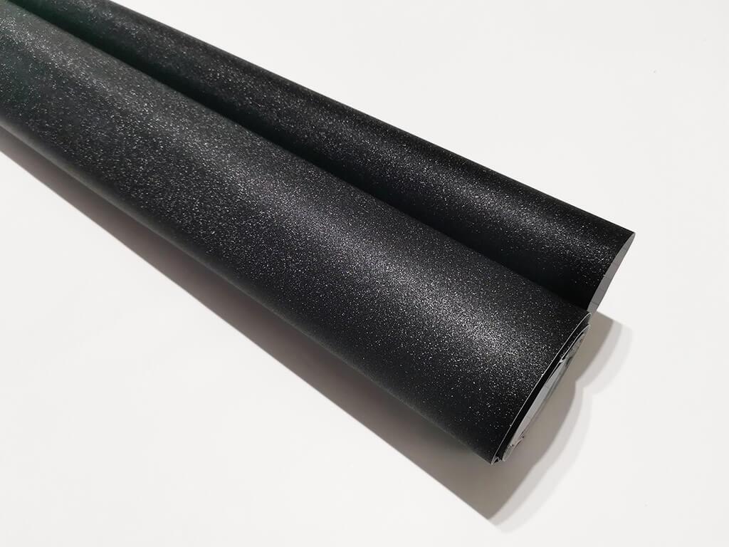 autocolant-negru-glitter-folina-cu-sclipici-8479