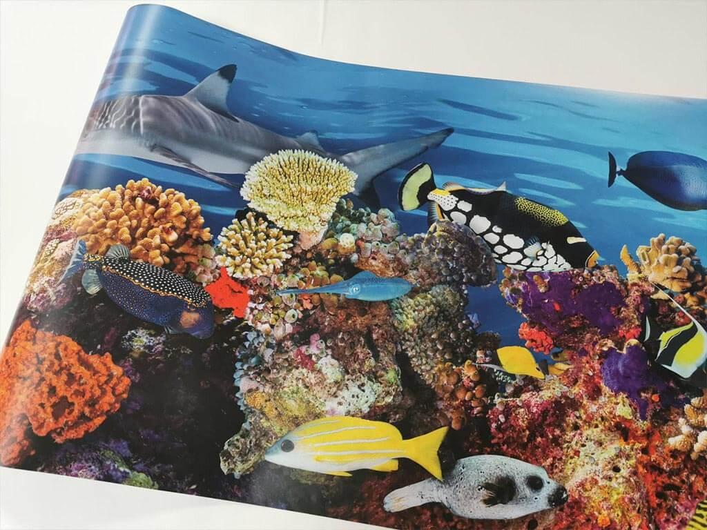 autocolant-peisaj-marin-multicolor-9157