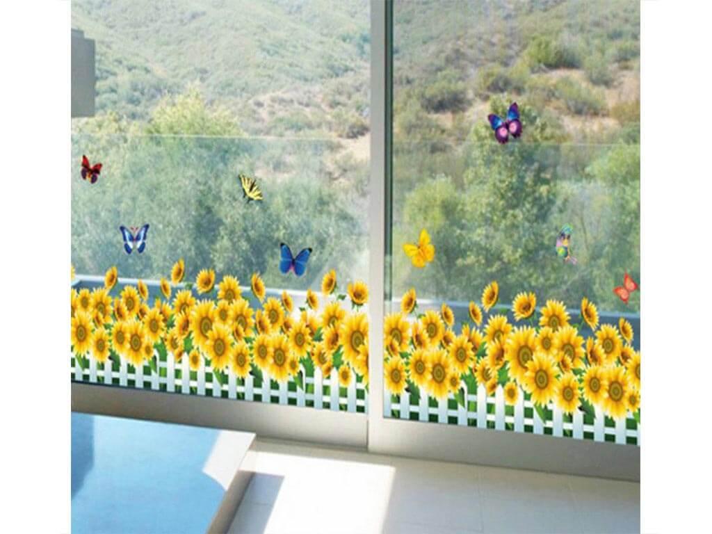 bordura-autoadeziva-floarea-soarelui-7637