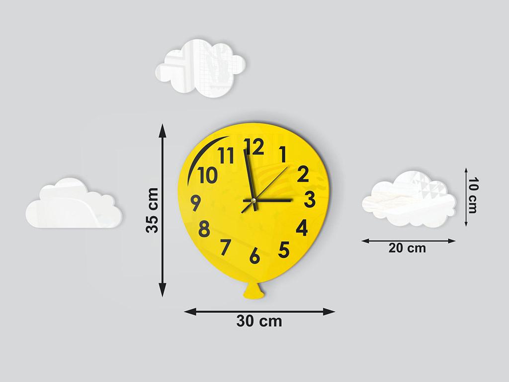 ceas-camera-copii-balon-galben-2995