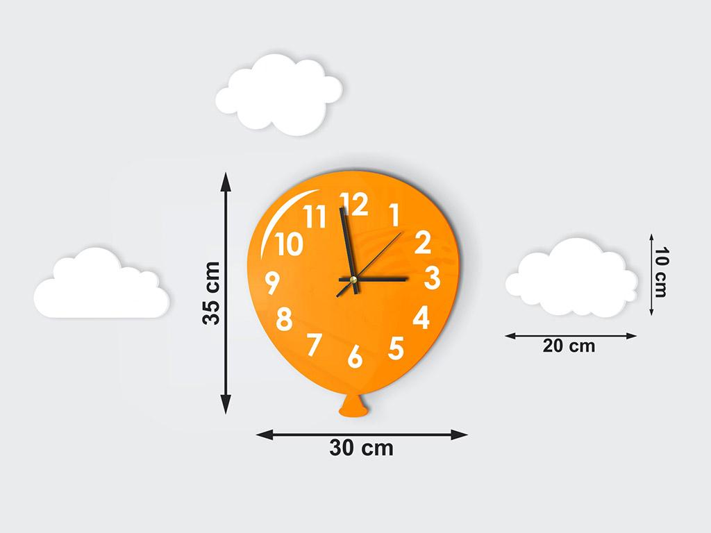 ceas-camera-copii-balon-portocaliu-9868