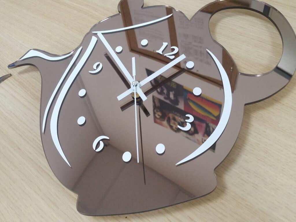 ceas-perete-oglinda-bronz-ceainic-6643