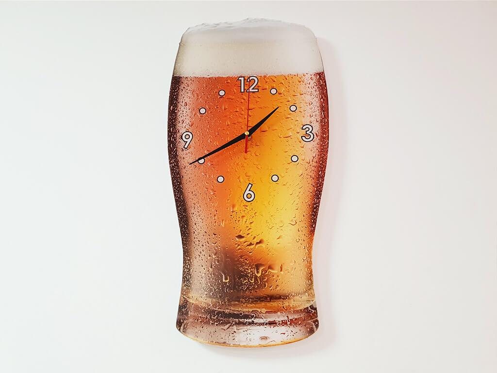ceas-perete-pahar-bere-4340