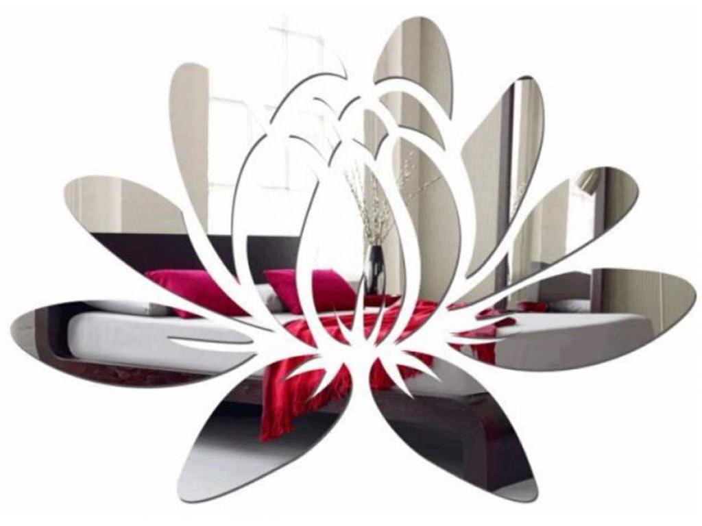 decoratiune-perete-oglinda-floare-lotus-8141