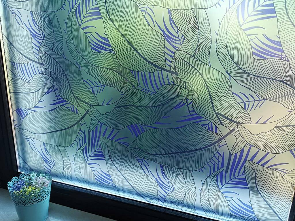 folie-geam-autoadeziva-frunze-folina-imprimeu-verde-albastru-100-cm-latime-6627