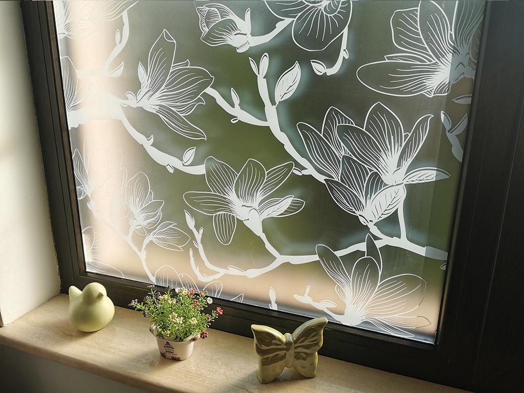 folie-geam-cu-model-floral-credenza-alba-6918