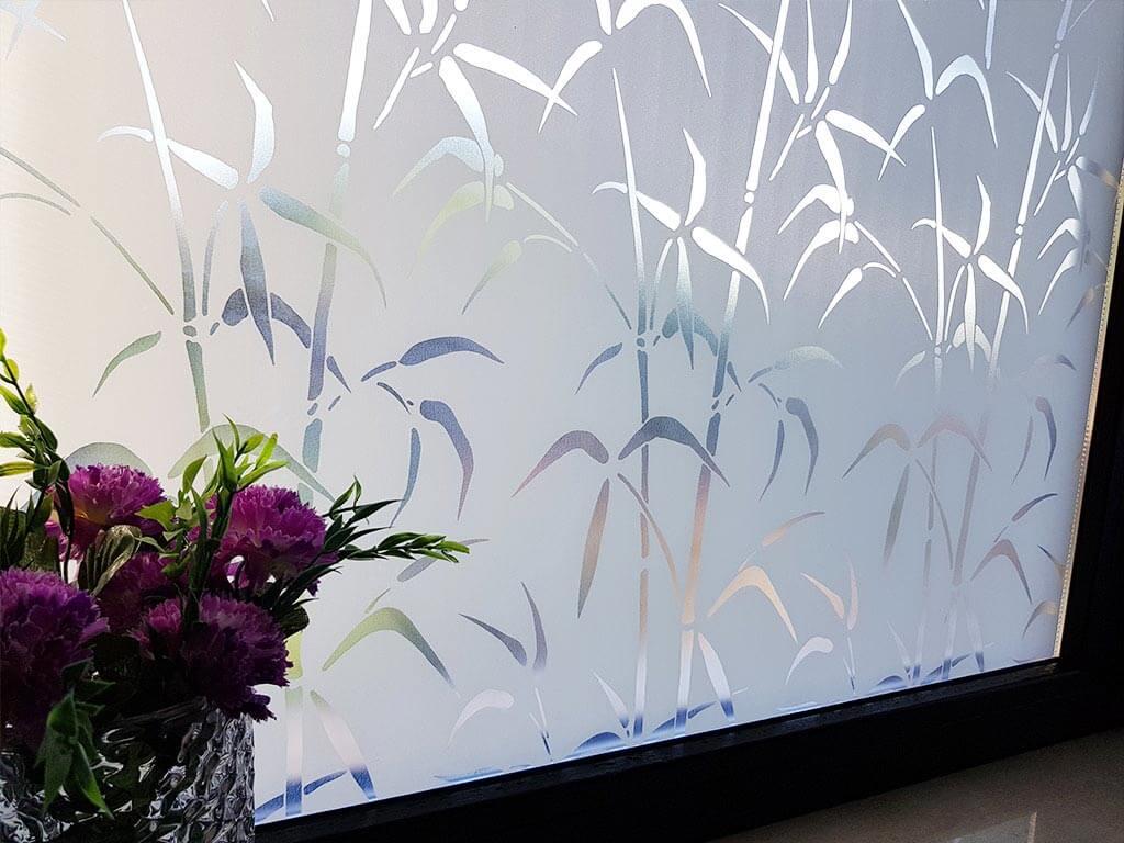 folie-geam-decorativa-cu-bambusi-7470