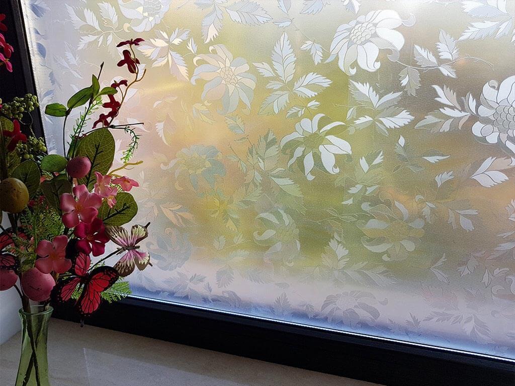 folie-geam-decorativa-valuri-flori-9166