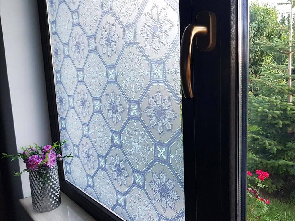 folie-sablare-geam-vitraliu-albastru-chantal-7203