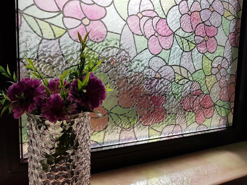 folie-sablare-geam-vitraliu-floral-lisboa-summer