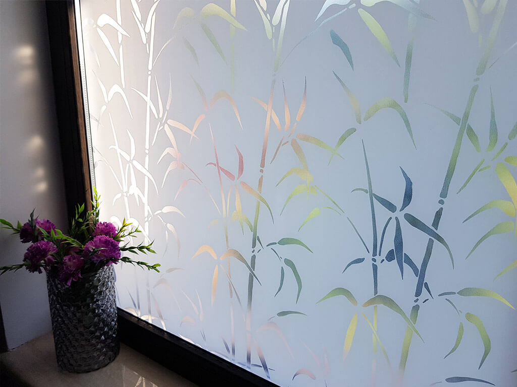 folie-sablare-sticla-alba-model-bambus-6832