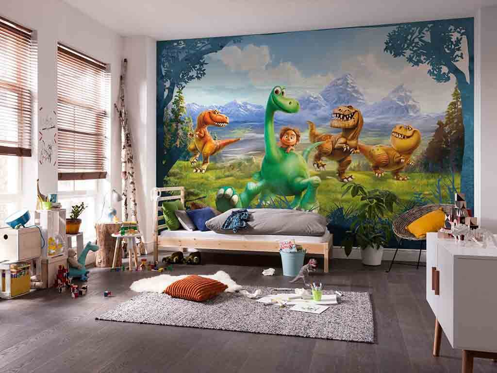 Fototapet copii dinozauri The Good Dinosaur