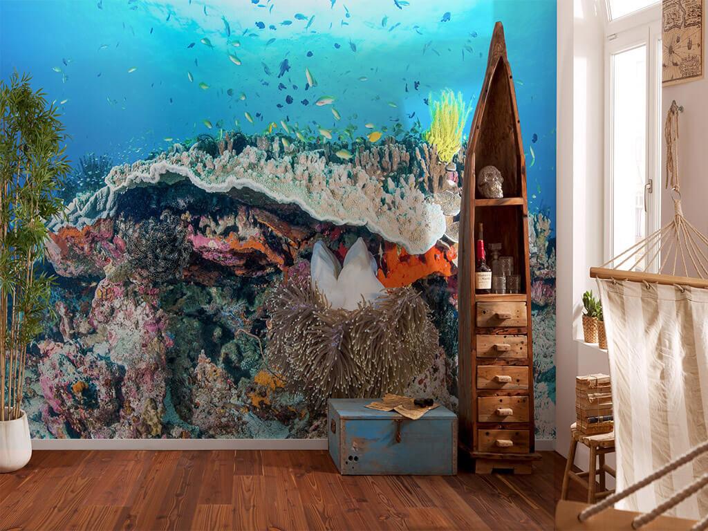 fototapet-peisaj-marin-komar-coral-reef-4889