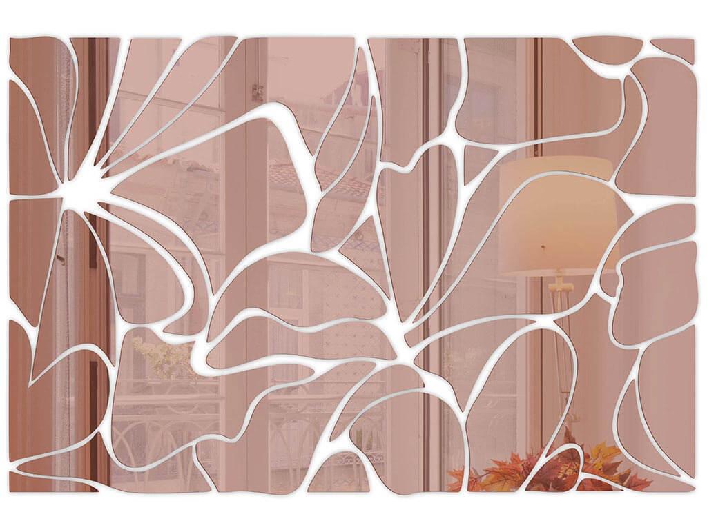oglinda-decorativa-bronz-model-floral-9311