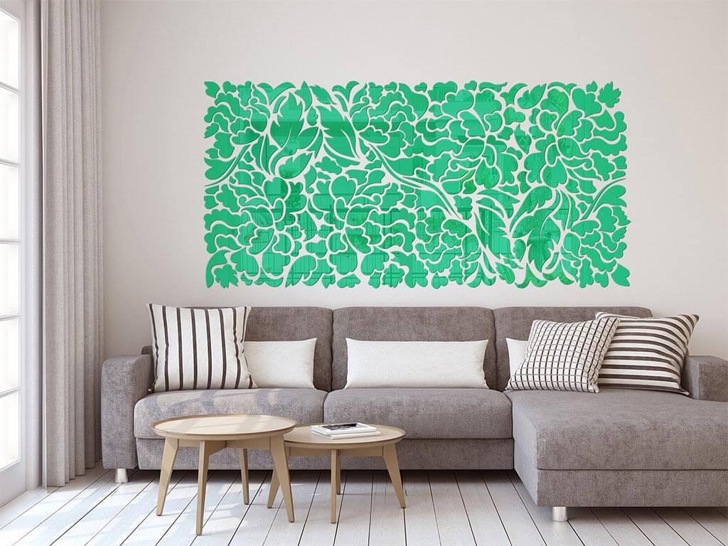 oglinda-decorativa-flower-blossom-verde-6671