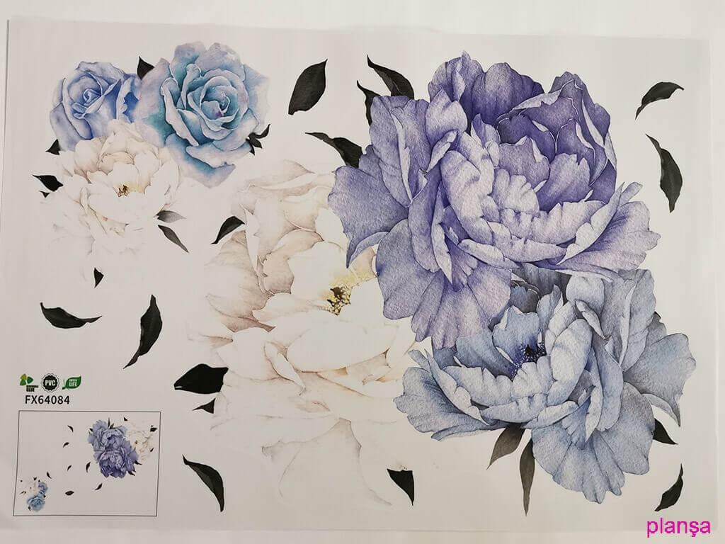 stickere-flori-mari-albastre-si-albe