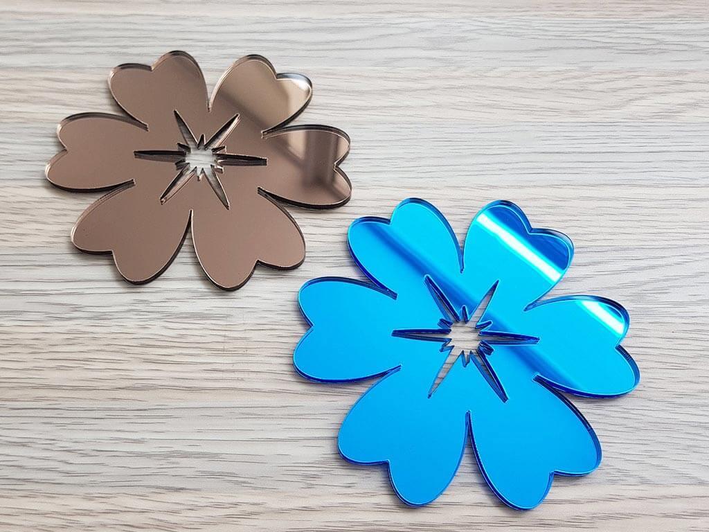 set-2-stickere-oglinda-floare-bronz-si-albastru-7942