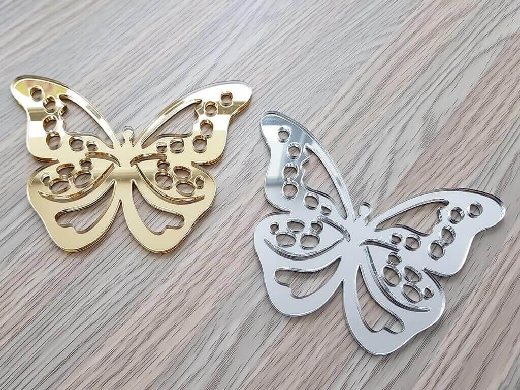set-2-stickere-oglinda-fluturi-argintiu-si-auriu-6330