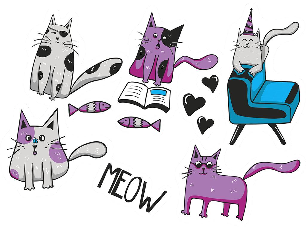 set-9-stickere-pisici-folina-1-7032