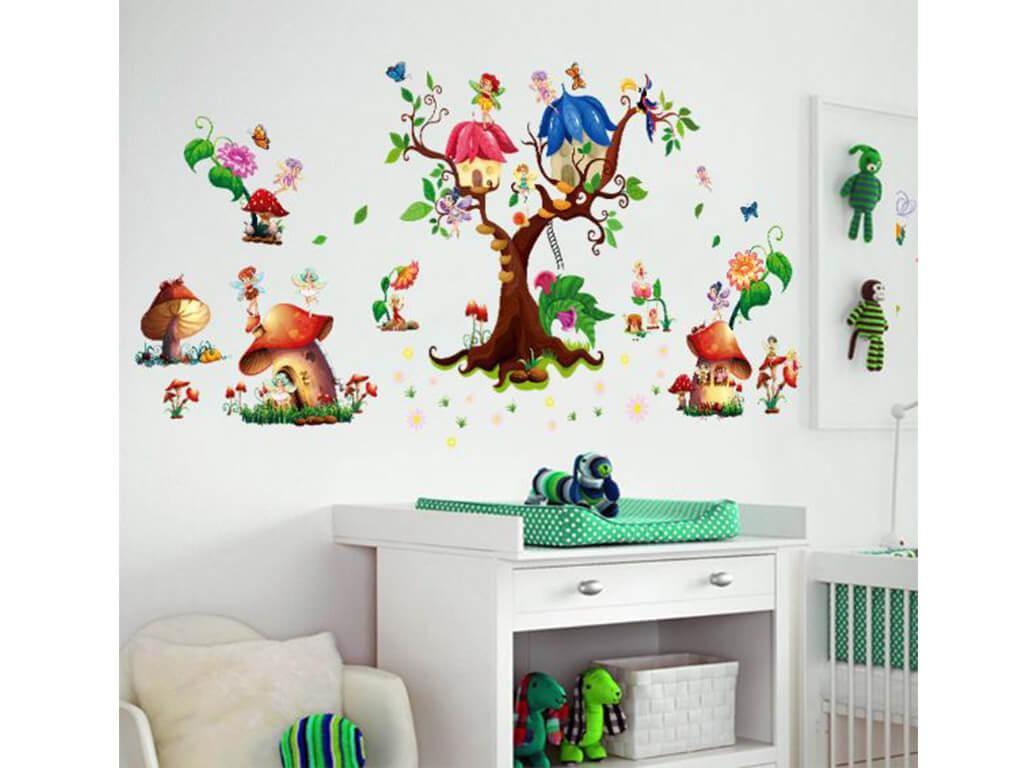 sticker-copacul-zanelor-folina-pentru-copii-multicolor-8546
