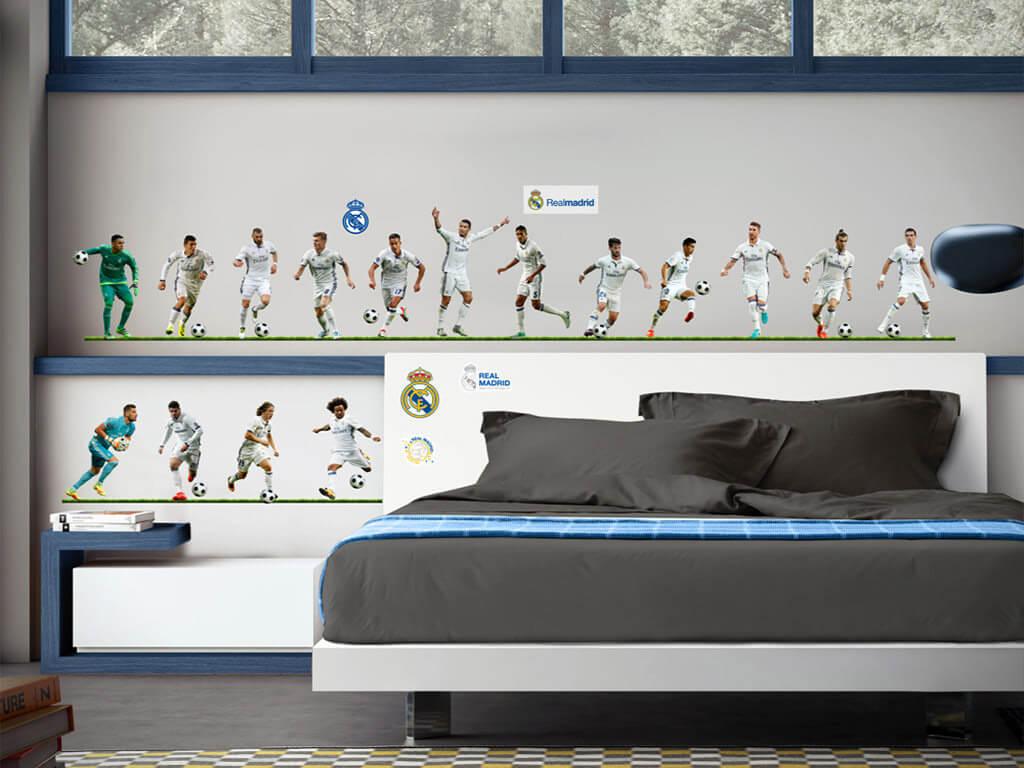 sticker-copii-echipa-fotbal-real-madrid