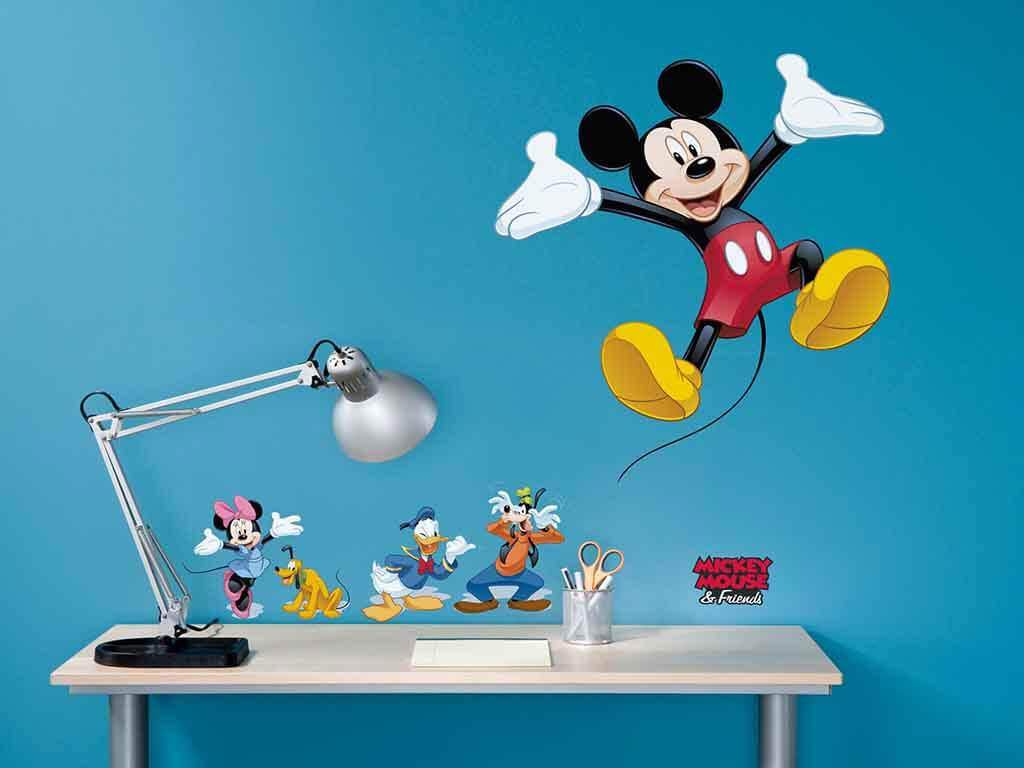 Sticker copii Mickey Mouse and Friends