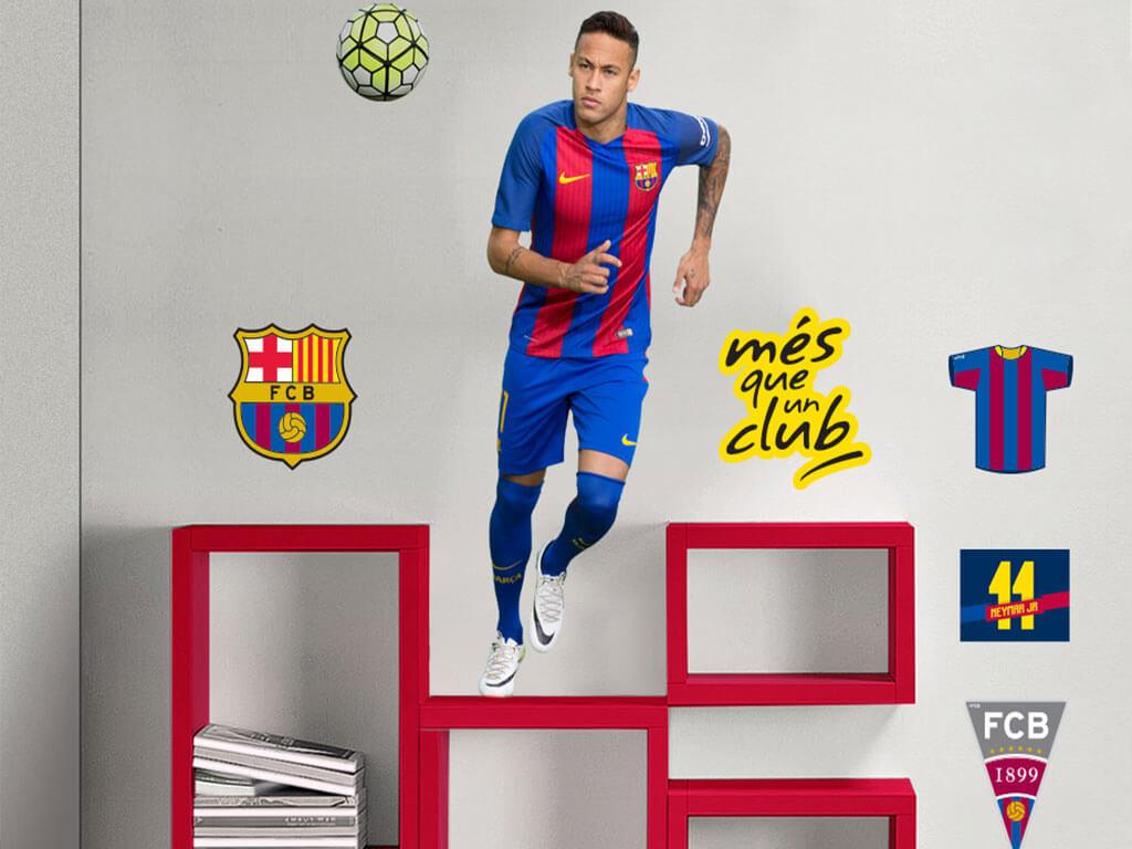 sticker-copii-neymar