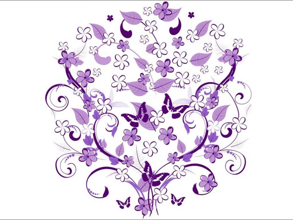 sticker-decorativ-pentru-perete-violeta-9440
