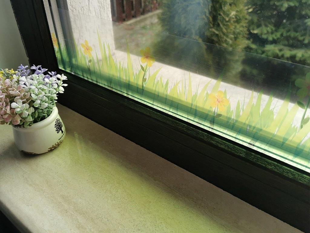 sticker-geam-folina-bordura-decorativa-flori-galbene-10-135-cm-6268