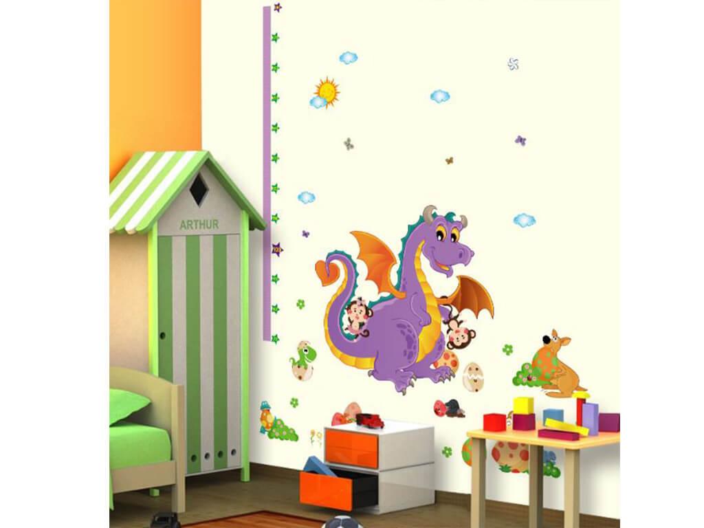 sticker-metru-copii-folina-model-dinozaur-9314