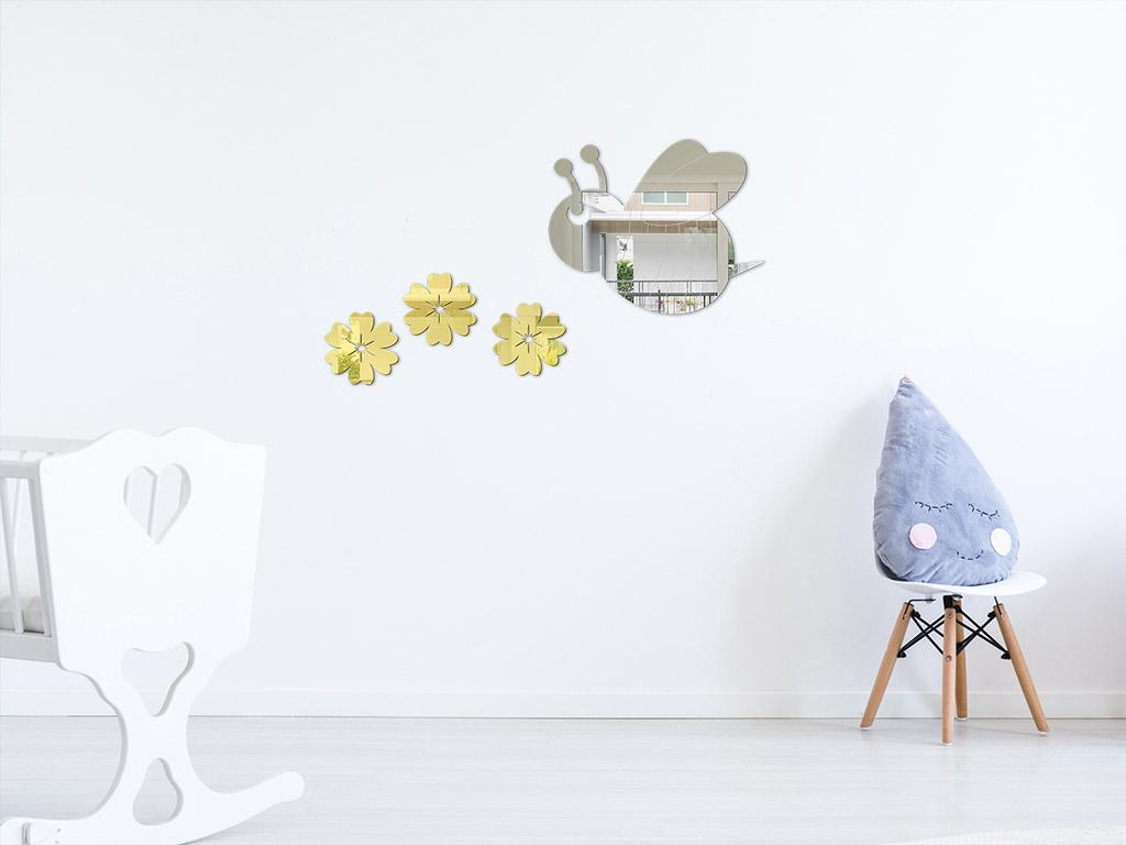 sticker-oglinda-albina-si-flori-7806