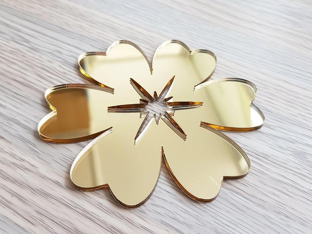 sticker-oglinda-aurie-floare-4513