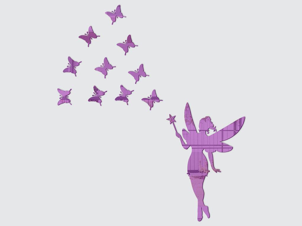 sticker-oglinda-mov-zana-fluturilor-3417