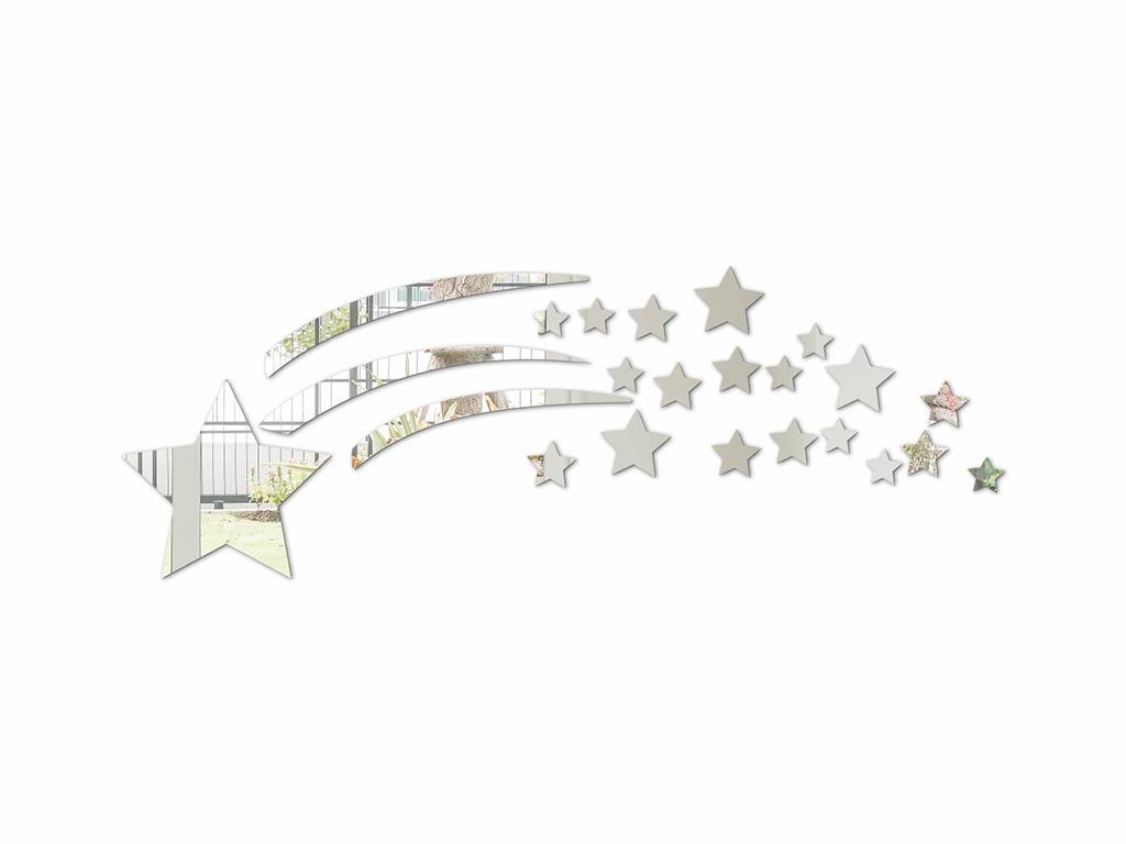 sticker-oglinda-stelute-wish-7772