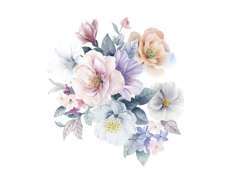 sticker-perete-decor-floral-pastel-3884