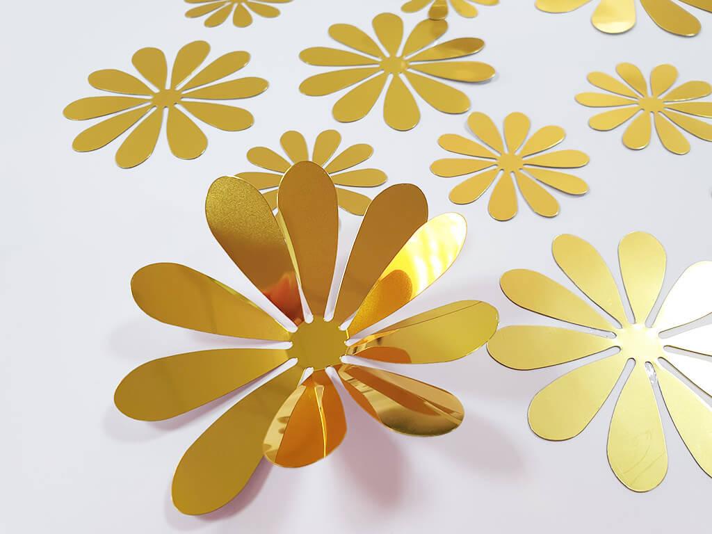 sticker-perete-flori-aurii-7970