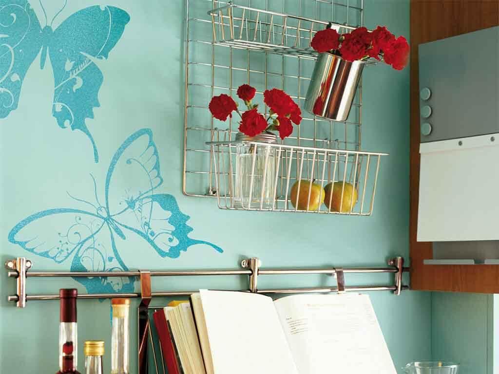 sticker-perete-fluturi-albastri-farfalle