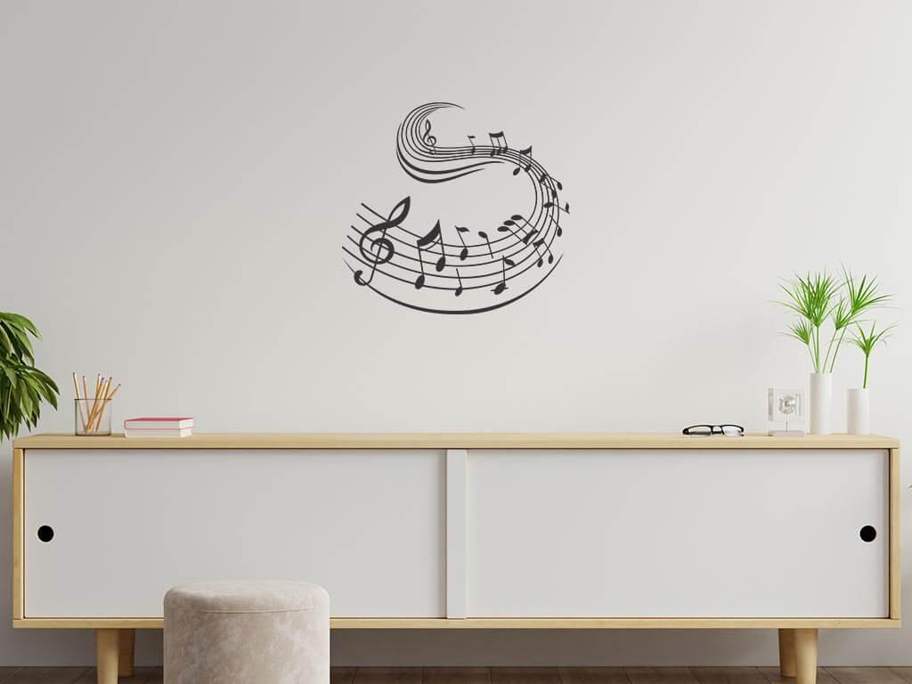 sticker-perete-note-muzicale-7253