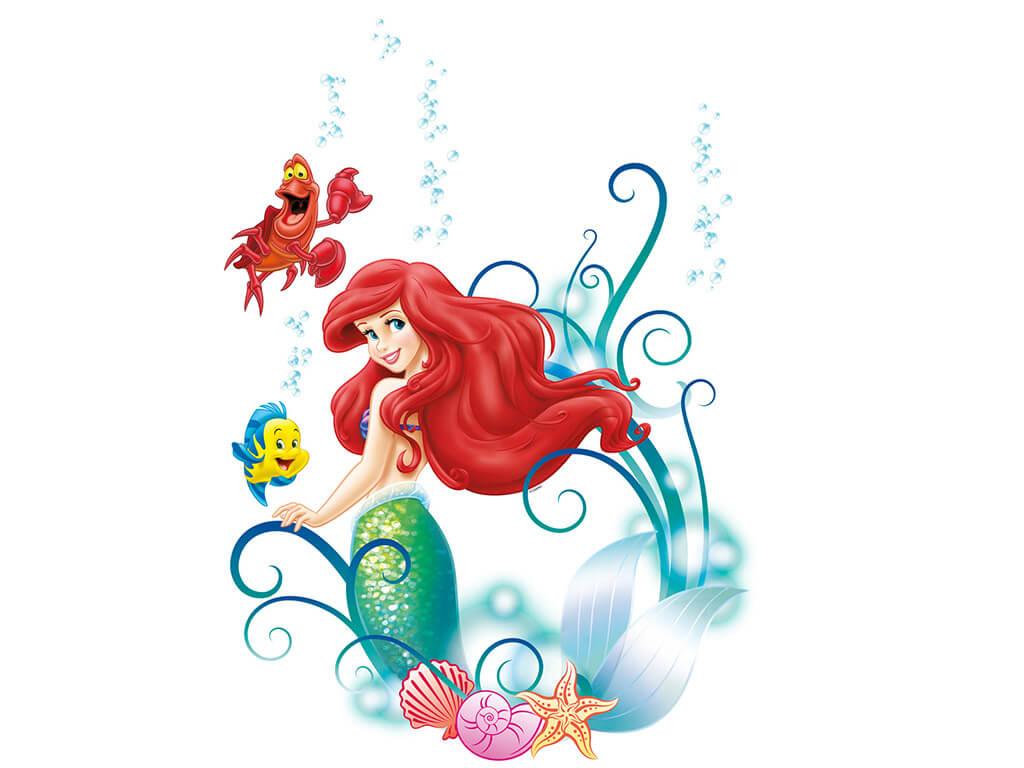 sticker-pesti-si-Ariel-mica-sirena-6461